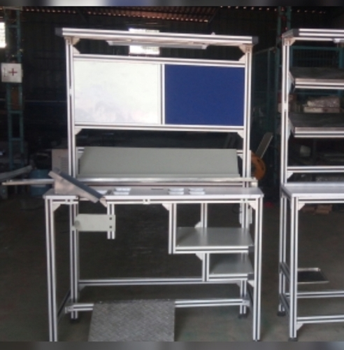 Aluminium Profile Assembly Table