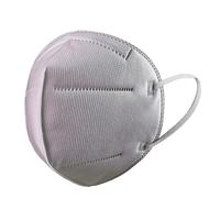5-Layer Folding N 95 Mouth Masks Anti-Fog Dustproof Function N95 Mask Respirator Mask With FDA