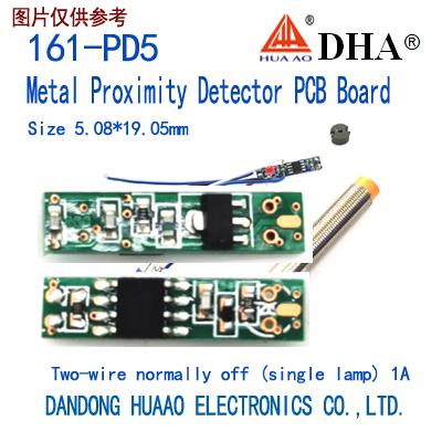 161-PD5 Metal Proximity Detector PCB Board