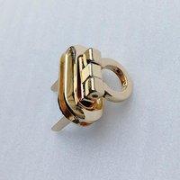 30*15mm New Metal Alloy Metal Flip Bag Lock Twist Lock for Handbags/Garment Accessories (HD252-19)