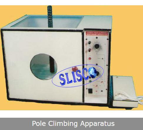 Pole Climbing Apparatus