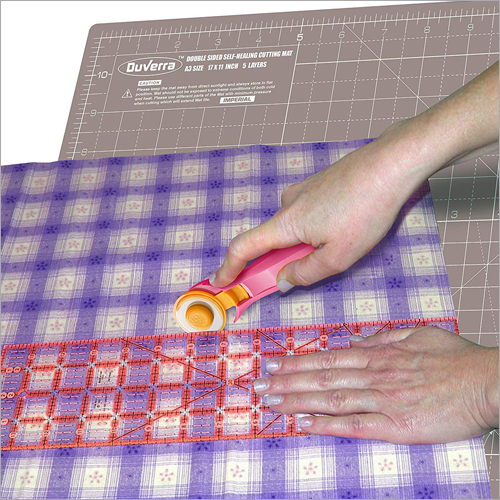 17x11 Inch Double Sided Self 5 Layer Healing Cutting Mat