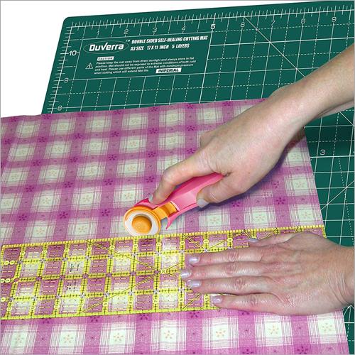 Green Self Healing Cutting Mat
