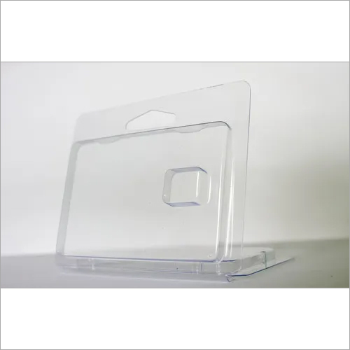PVC Stone packing clamshell blister