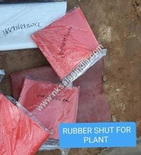 Cement Water Discharge Rubber