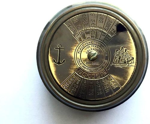 Brass Compass -Nautical