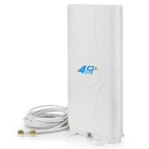 40dBi 4G LTE Booster Ampllifier MIMO Wifi Antenna Support All TS-9 Type Device