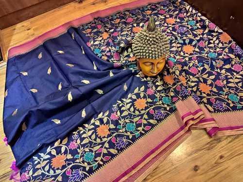 Banarashi silk saree