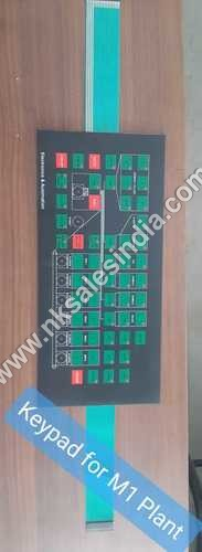 KEYPAD FOR RMC PLANT
