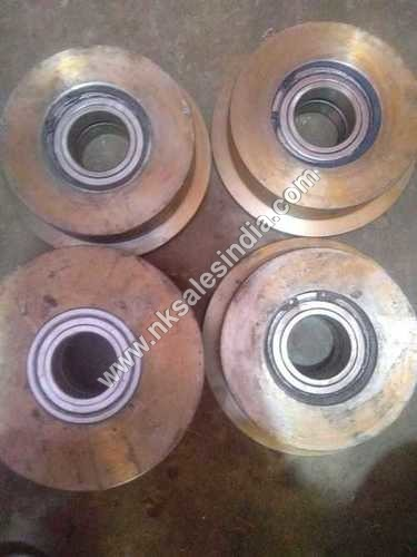 SKIPE ROLLER FOR M1,CP18  SCHWING PLANT
