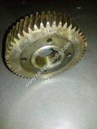 Gear & Pinion Cement Screw Conveyor