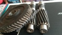 PINION GEAR SET FOR CEMENT SCREW CONVEYOR GEAR BOX