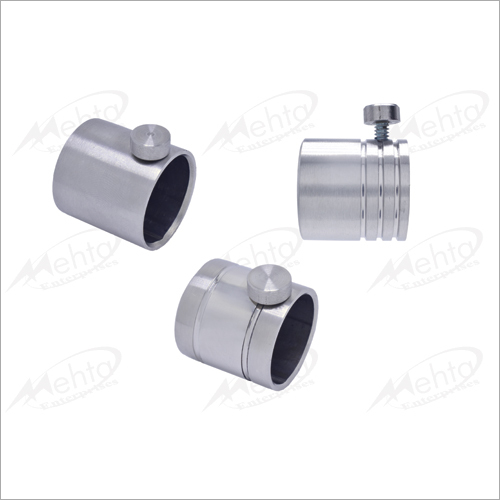 Curtain Bracket Pipe End