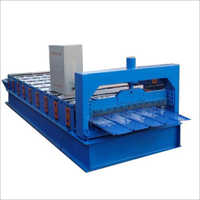 Single Layer Roofing Sheet Making Machine