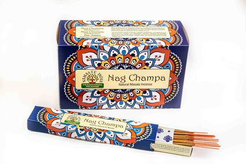 NAG CHAMPA NATURAL MASALA INCENSE