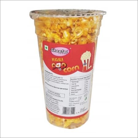 Masala Popcorn