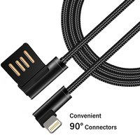 pTron Solero 2.4A Charging USB Cable 1.2M in Length for iPhones