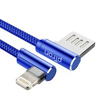 pTron Solero 2.4A Fast Charging USB Cable 1.2M in Length for iPhones