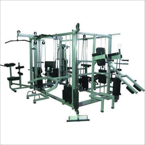 8 Station Multi Gym Machine
