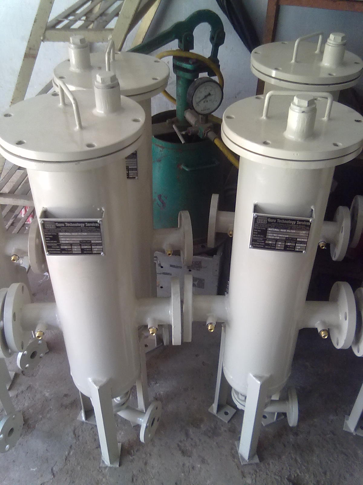Dry Gas Filters