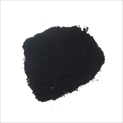 Black Chemical Powder