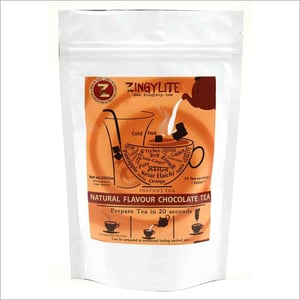 Delicious Chocolate Flavour Tea With Burnt Sugar
