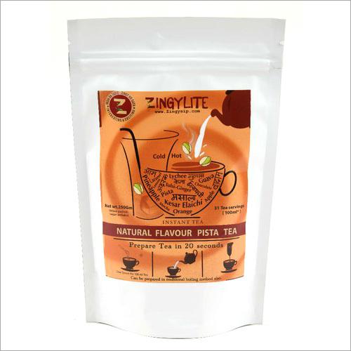 Zingysip Pista Tea