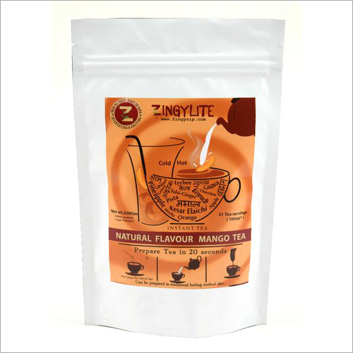 Zingysip Natural Mango Tea