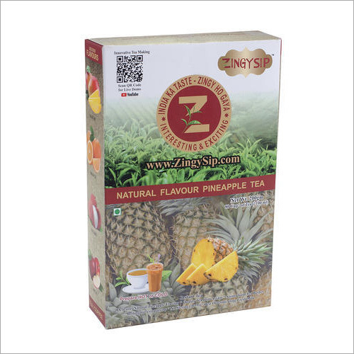 Zingysip Natural Pineapple Tea