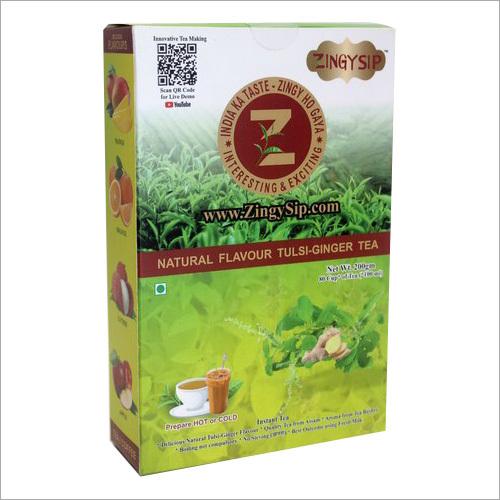 Zingysip Instant Tulsi Ginger Tea