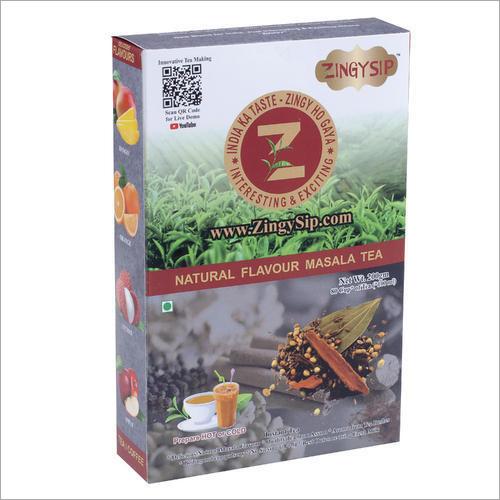 Zingysip Instant Natural Masala Tea