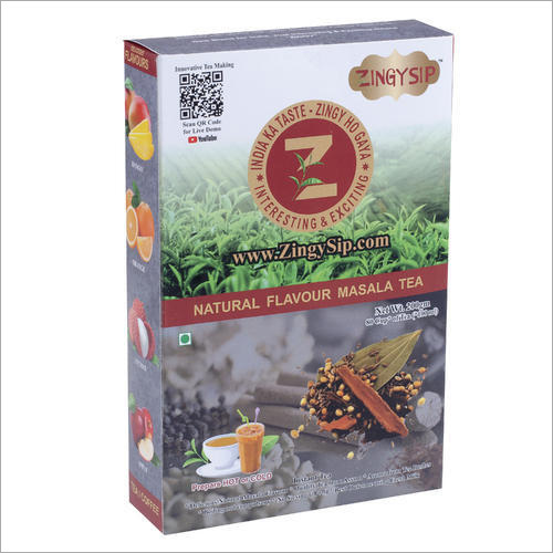 Zingysip Instant Natural Masala Tea