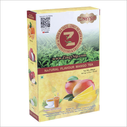 Zingysip Instant Mango Tea