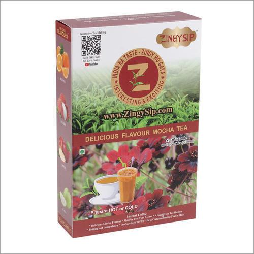 Zingysip Instant Mocha Tea