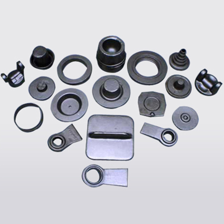 Cross Holder, Rings, Spacers And Hubs