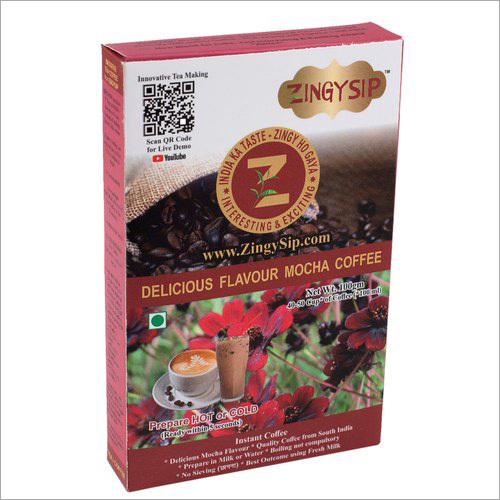 Zingysip Delicious Mocha Coffee