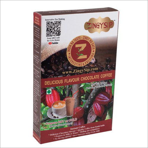 Zingysip Delicious Chocolate Coffee