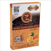 Zingysip Natural Orange Coffee