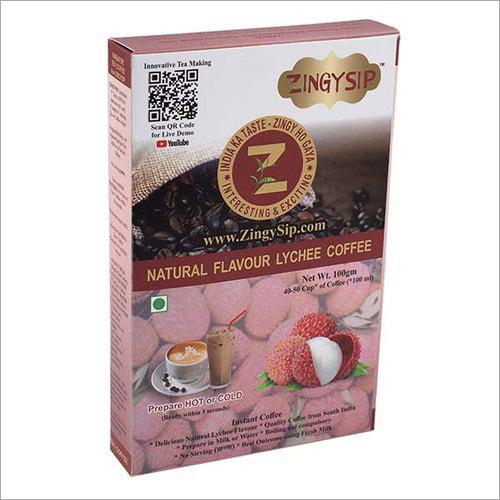Zingysip Natural Lychee Coffee