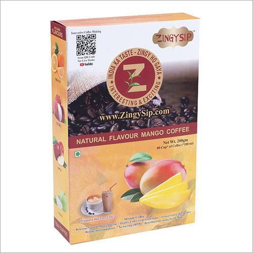 Zingysip Instant Mango Coffee