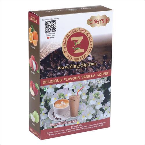 Zingysip Instant Vanilla Coffee