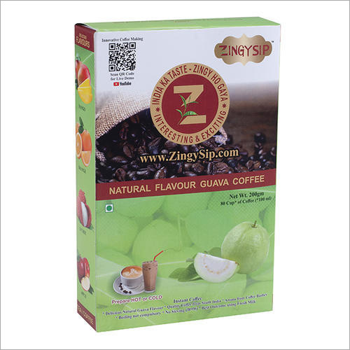 Zingysip Guava Fruit Coffee