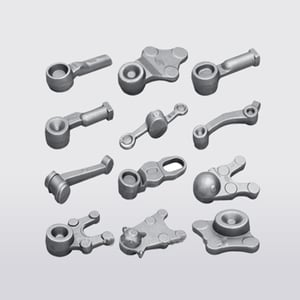 Forged Suspension Parts