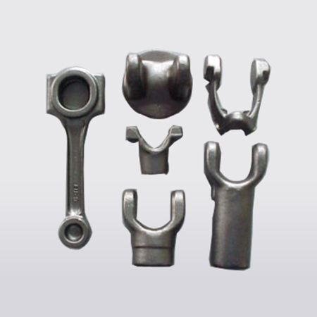 Forged Yokes & Connecting Rod