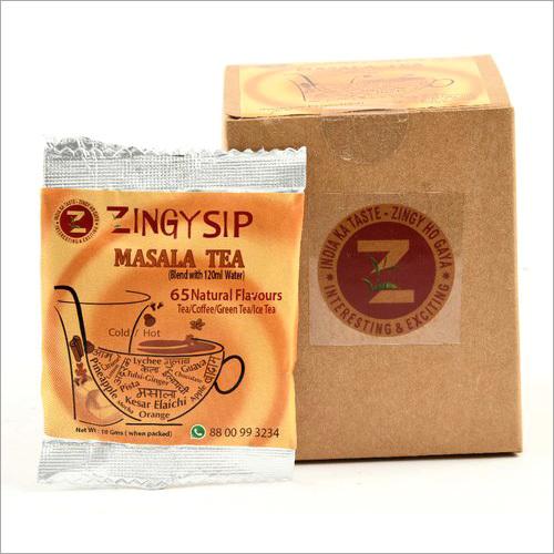 Natural Masala Tea Sachet