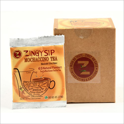 Zingysip Mochaccino Tea (For Water )