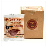 Zingysip Mocha Coffee ( For Milk )