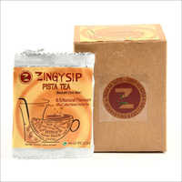Zingysip Natural Pista Tea ( For Water)