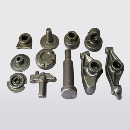 Forged Railway Parts