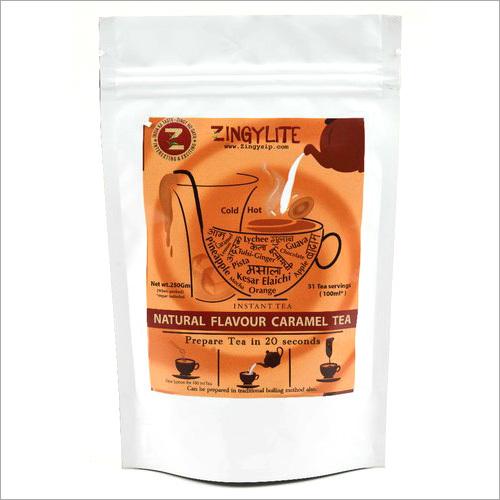 Zingysip Delicious Caramel Flavour Tea